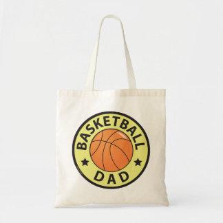 Papá del baloncesto bolsa