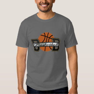 Papá del baloncesto playeras