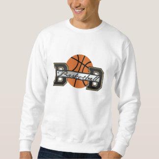 Papá del baloncesto pullover sudadera