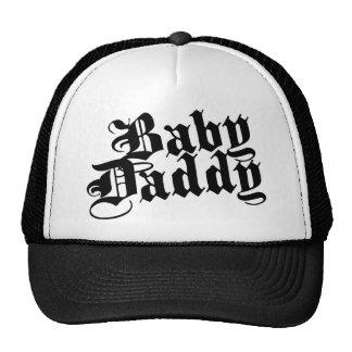 Papá del bebé gorro
