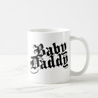 Papá del bebé tazas de café