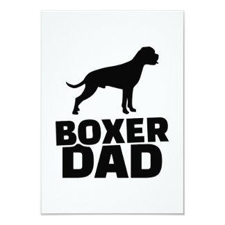 Papá del boxeador