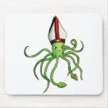 Papa del calamar - mousepad tapetes de ratón