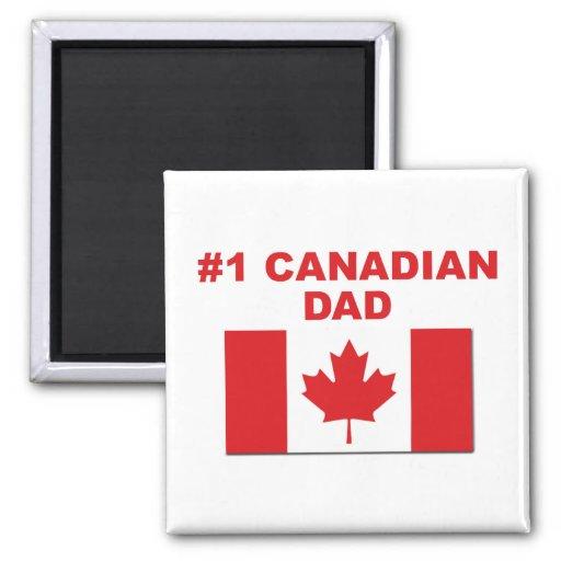 Papá del canadiense #1 iman