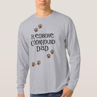 Papá del Coonhound de Redbone Playera