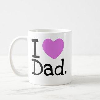 papá del corazón i tazas