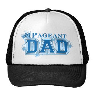 Papá del desfile gorras de camionero