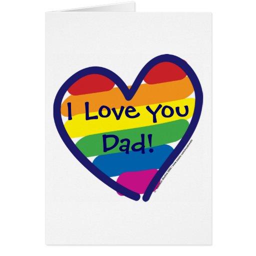 Papá del día de padre te amo felicitaciones