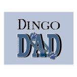 PAPÁ del Dingo Postales