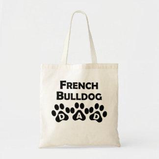 Papá del dogo francés