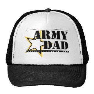 Papá del ejército gorra