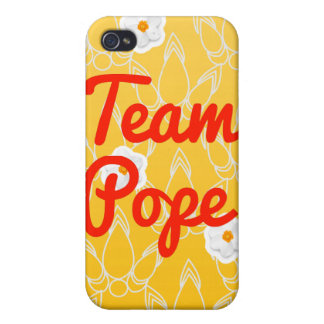 Papa del equipo iPhone 4/4S funda