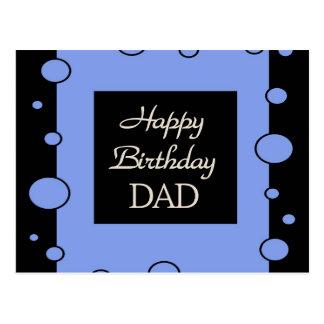PAPÁ del feliz cumpleaños Postales