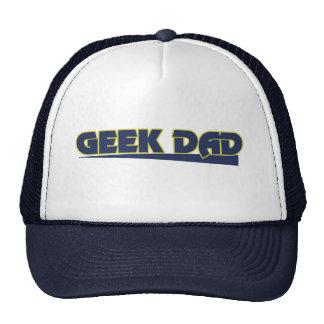 Papá del friki gorra