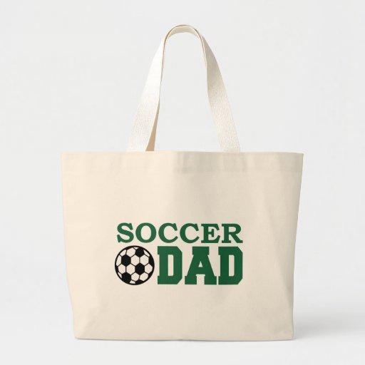 Papá del fútbol bolsa