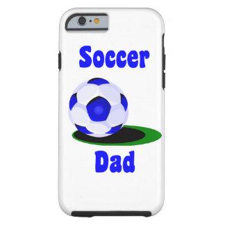 Papá del fútbol funda resistente iPhone 6