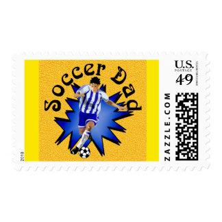 Papá del fútbol sello