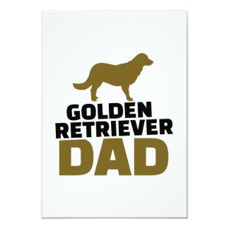 Papá del golden retriever