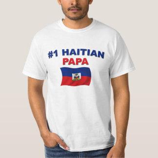 Papá del haitiano #1 polera