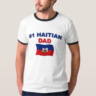 Papá del haitiano #1 poleras