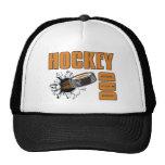 Papá del hockey gorras