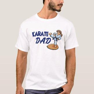 Papá del karate playera