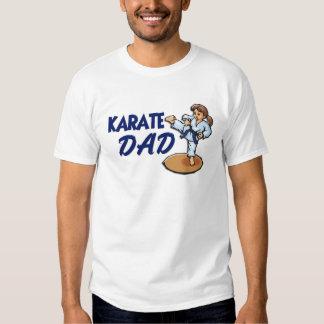 Papá del karate playeras