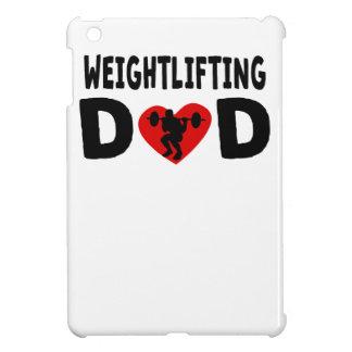 Papá del levantamiento de pesas