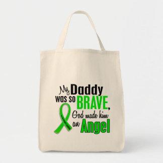 Papá del linfoma de Non-Hodgkins del ángel 1 Bolsa De Mano