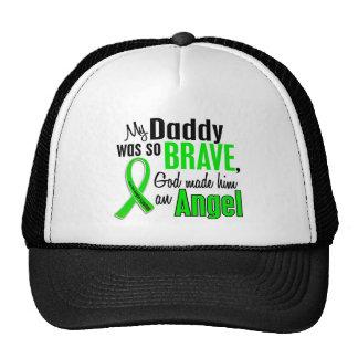Papá del linfoma de Non-Hodgkins del ángel 1 Gorros