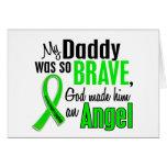 Papá del linfoma de Non-Hodgkins del ángel 1 Tarjeta