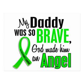 Papá del linfoma de Non-Hodgkins del ángel 1 Tarjetas Postales