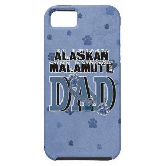 PAPÁ del Malamute de Alaska Funda Para iPhone 5 Tough