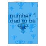 Papá del número 1 a ser felicitaciones
