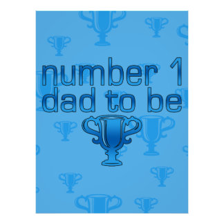 Papá del número 1 a ser poster