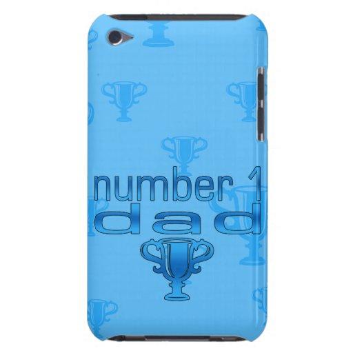 Papá del número 1 iPod touch Case-Mate fundas
