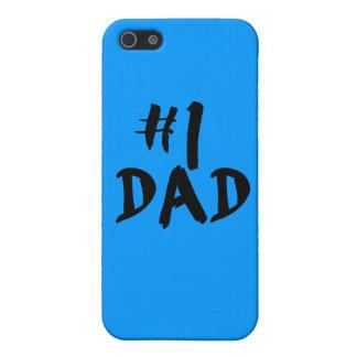 Papá del número uno iPhone 5 carcasa