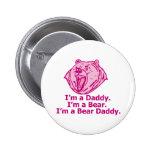 Papá del oso pins