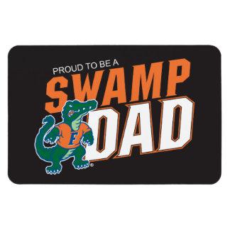 Papá del pantano de la Florida Imanes