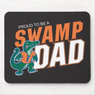 Papá del pantano de la Florida Tapetes De Ratones