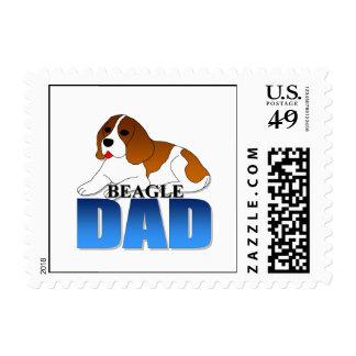 Papá del perro del beagle envio