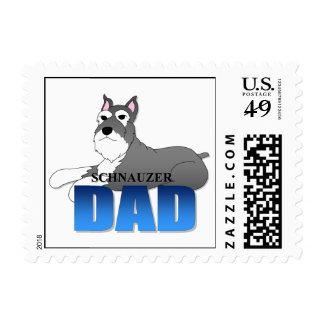 Papá del perro del Schnauzer Envio