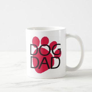 Papá del perro tazas