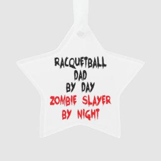Papá del Racquetball del asesino del zombi