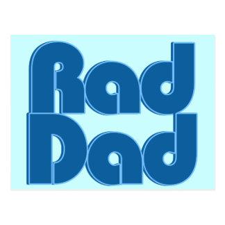 Papá del Rad Tarjetas Postales