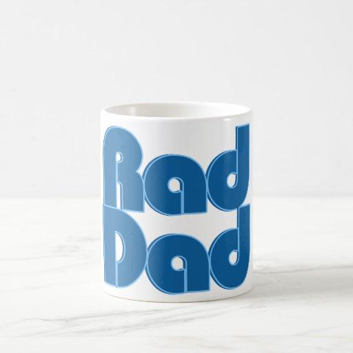 Papá del Rad Taza De Café