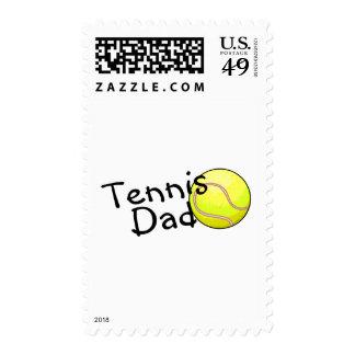 Papá del tenis franqueo
