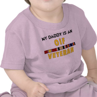 Papá del veterinario de OIF Camisetas