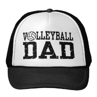 Papá del voleibol gorras
