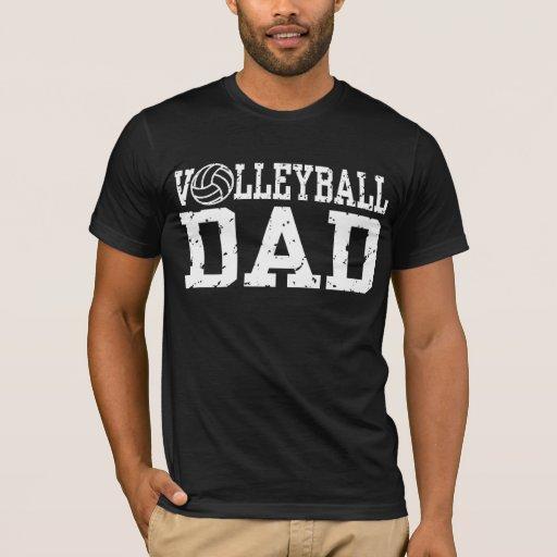 Papá del voleibol playera